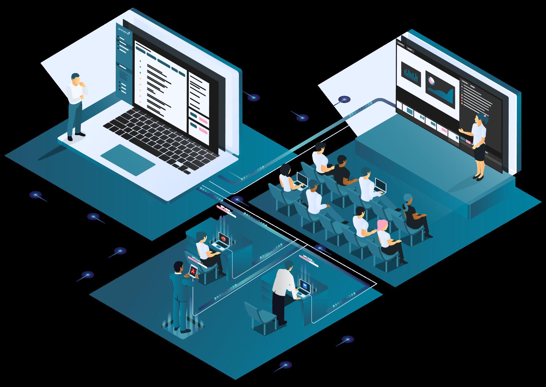 presentation management software